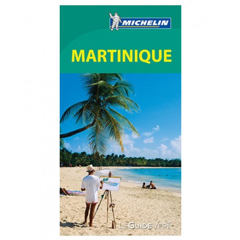 Achat Guide Vert Martinique - Michelin