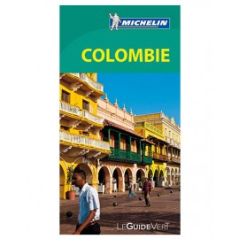 Achat Guide Vert Colombie - Michelin