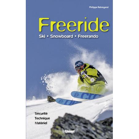 Achat guide technique Freeride, Ski, snowboard - Glénat