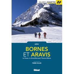 Balades à raquettes entre Bornes et Aravis - Glénat