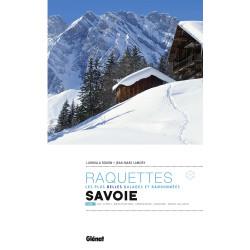 Randonnées à raquettes en Savoie, tome 1 - Glénat