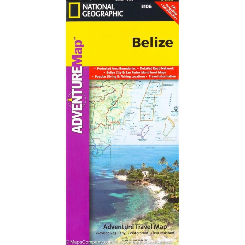 Belize - National Géographic