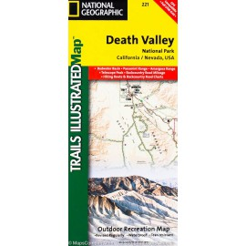 Parc National Vallée de la Mort (Death Valley) - National Géographic