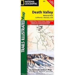 Parc National Vallée de la Mort (Death Valley) - National Géographic