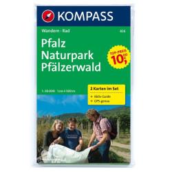 Naturpark Pfalzerwald - Kompass 826