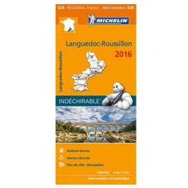 Languedoc-Roussillon 2016 - Michelin 526