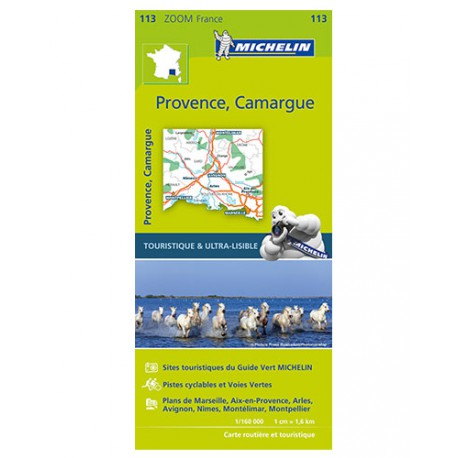 Provence Camargue 2016 - Michelin Zoom 113