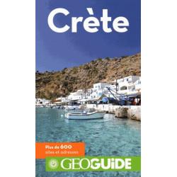 Achat Geoguide Crète Guide Gallimard