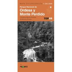 Ordesa, Monte-Perdido - TOP 25 Prames