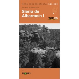 Sierra de Albarracín 1 - TOP 25 Prames