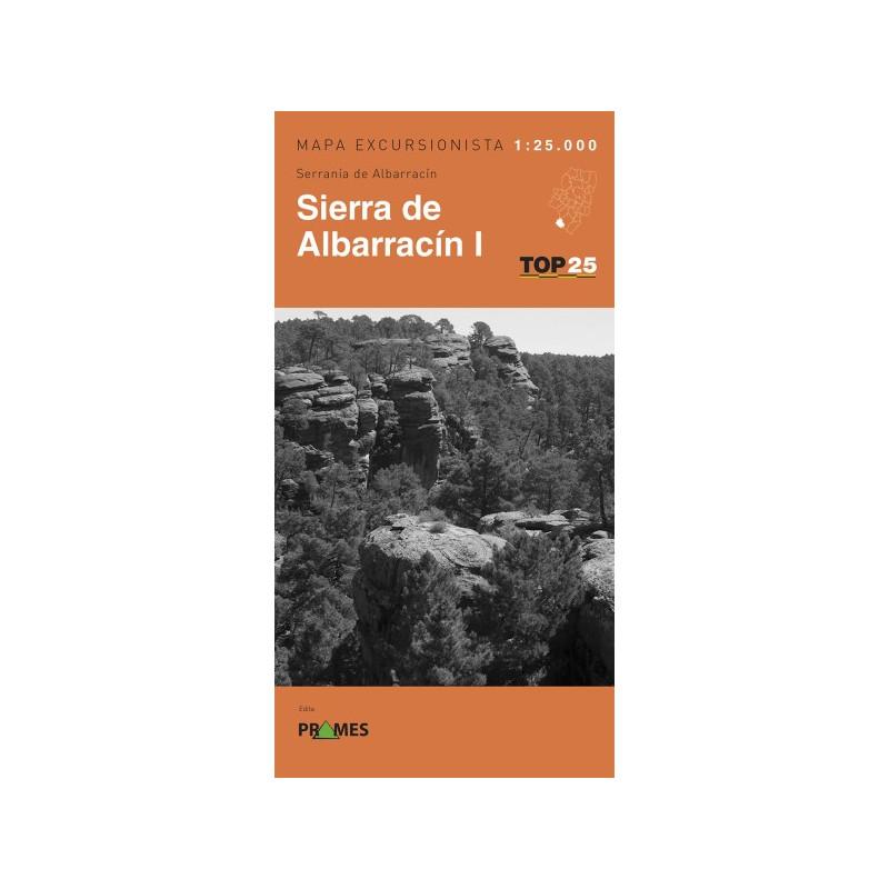 Sierra de Albarracín 1 - TOP 25 Prames