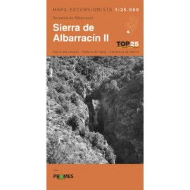 Sierra de Albarracín II - TOP 25 Prames