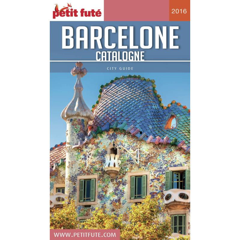 Petit Futé Barcelone-Catalogne 2016