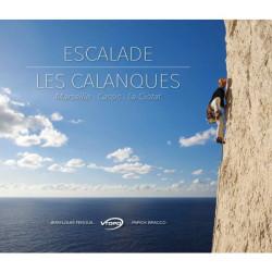 Escalade, les calanques, Marseille, Cassis, La Ciotat - Vtopo