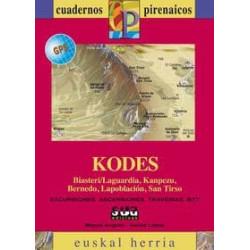 Achat carte de randonnées Sierra de Codes (Kodes) - Sua
