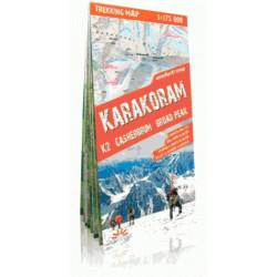 Karakoram - Express Map