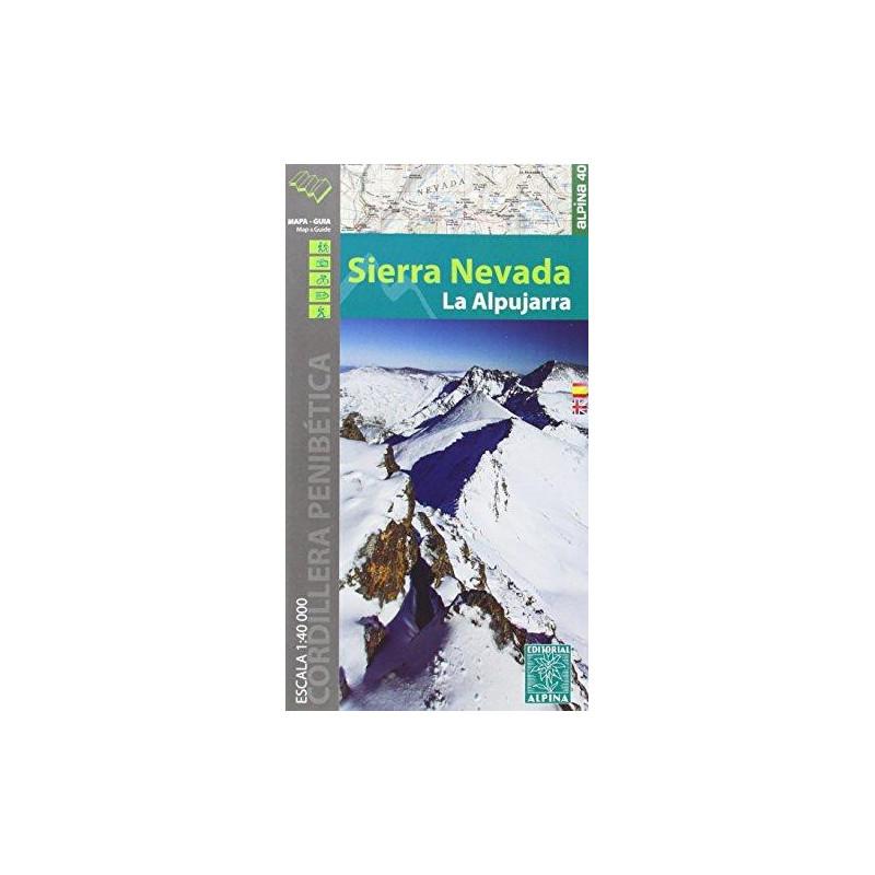 Sierra Nevada, La Alpujarra - Alpina