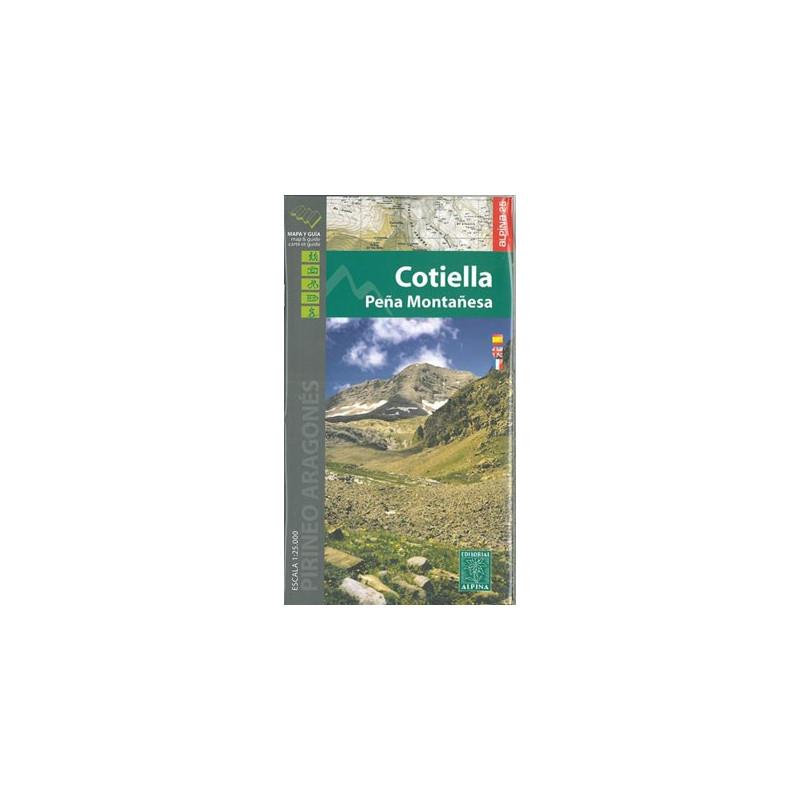 Cotiella, Pena, Montanesa - Alpina