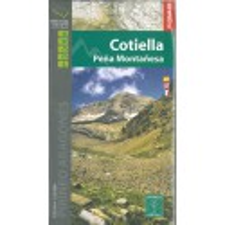 Achat Cartes randonnées Cotiella, Pena, Montanesa - Alpina