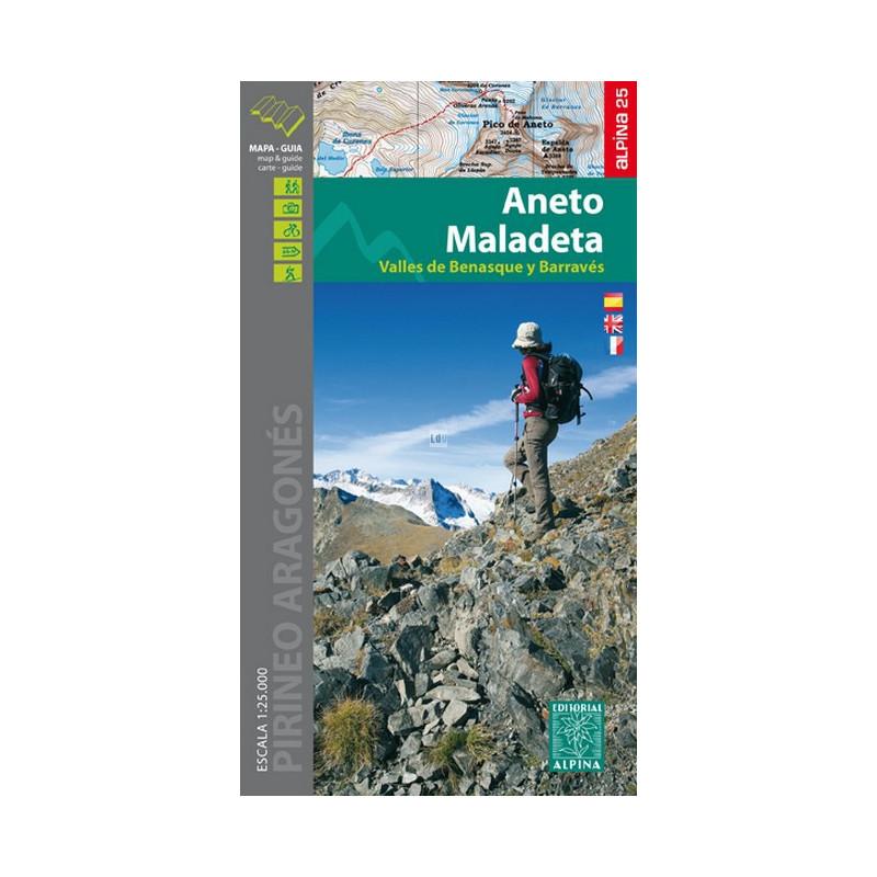Aneto, Maladeta - Alpina