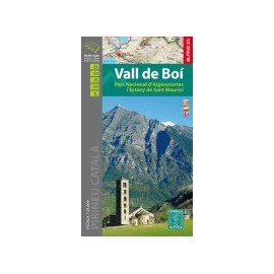 Achat Cartes randonnées Vall de Boi, Aiguestortes - Alpina