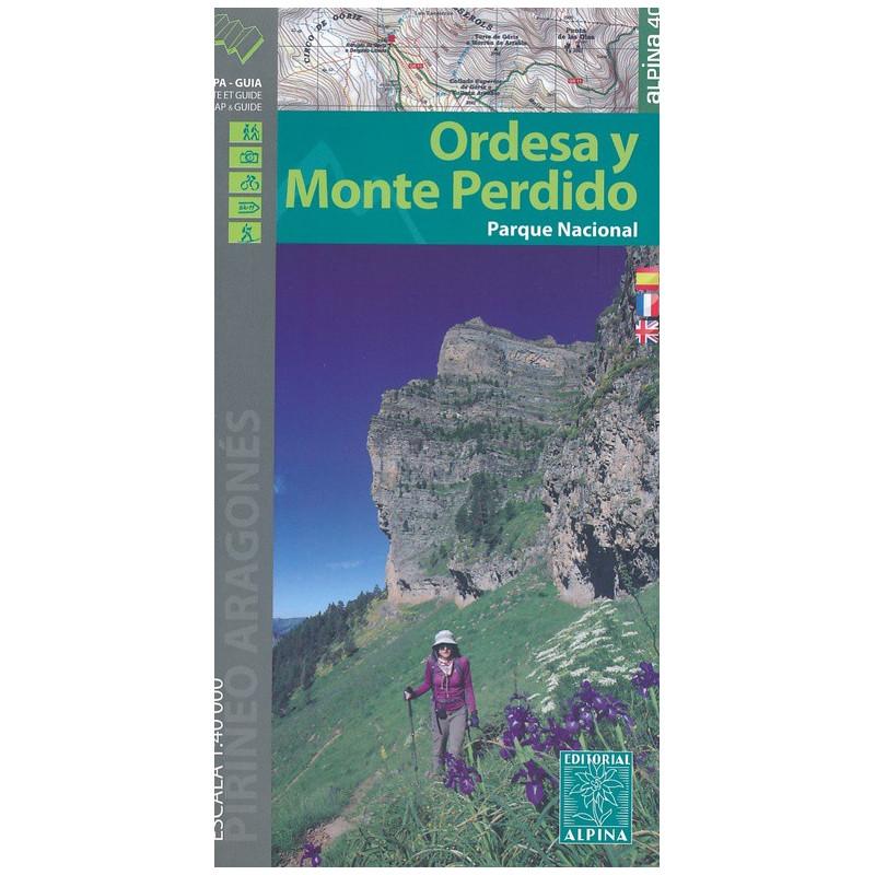 Ordesa Mont Perdu - Alpina
