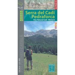 Achat Cartes randonnées Serra del Cadi, Pedraforca - Alpina