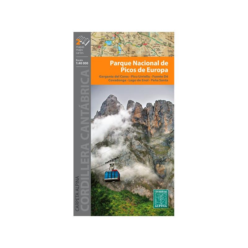Picos de Europa - Alpina