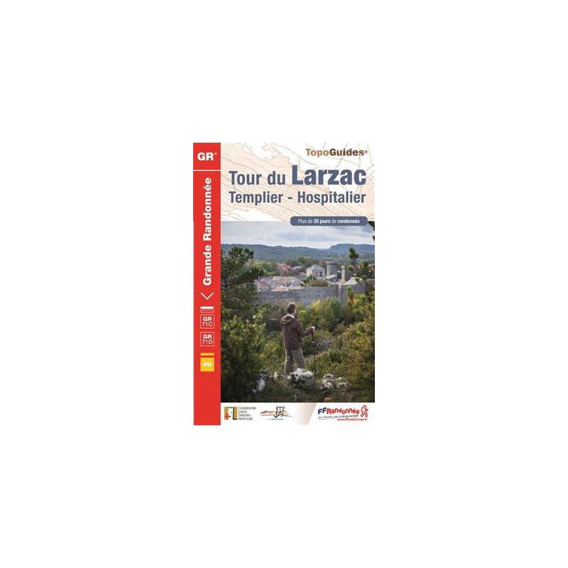 Tour du Larzac, Templier-Hospitalier - FFRP