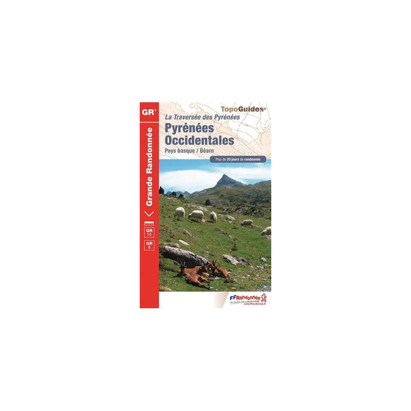 Pyrénées Occidentales - GR10 - FFRP 1086