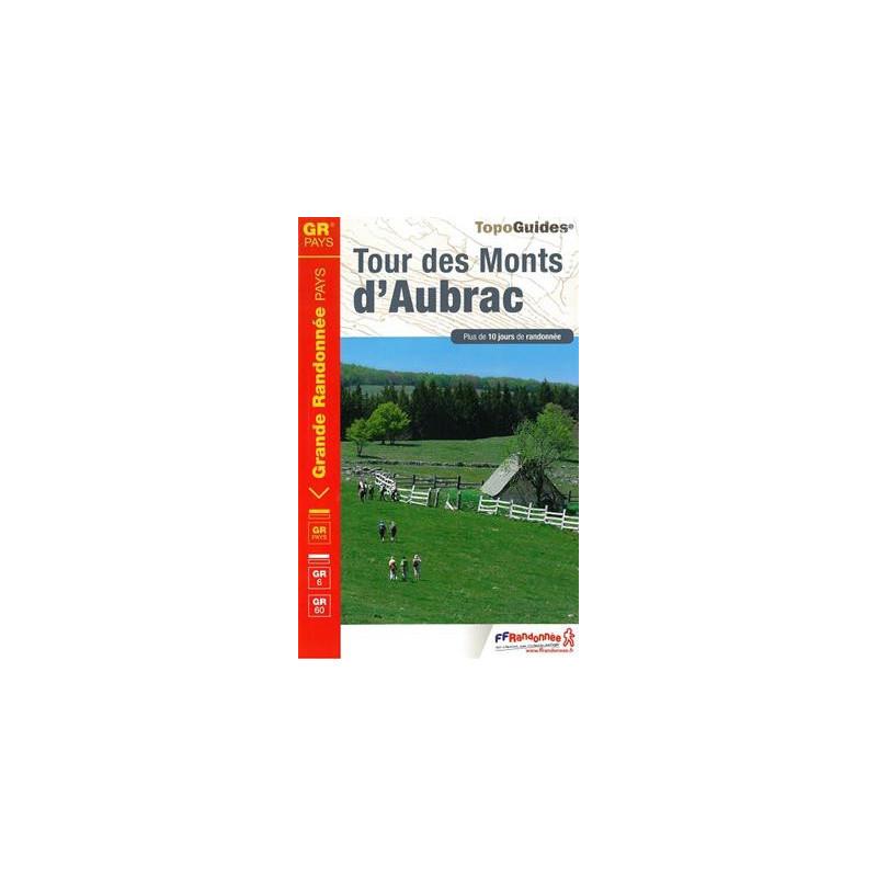 Tour des monts d'Aubrac - FFRP 616