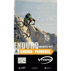 Enduro Provence, 56 circuits VTT - Vtopo
