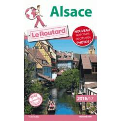 Routard Alsace, Vosges 2016-2017
