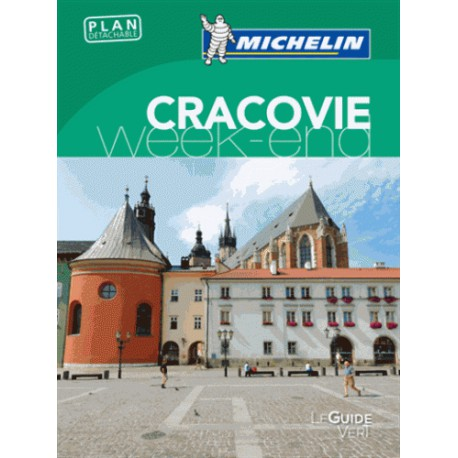 achat guide vert un week end cracovie michelin. Black Bedroom Furniture Sets. Home Design Ideas