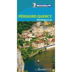 Guide Vert Périgord Quercy - Dordogne Lot - Michelin