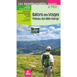 Ballon des Vosges, plateau des mille étangs - Chamina