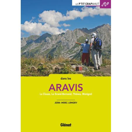 Achat Topo guide randonnées Dans les Aravis - P'tit crapahut