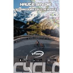 Haute-Savoie, 30 parcours vélo de route - Vtopo