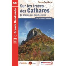 Achat Topo - Sur les traces des Cathares, Chemin des bonhommes - FFRP