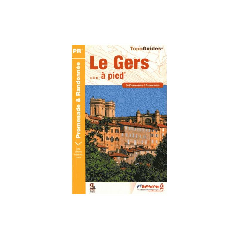 Le Gers... à pied® - FFRP D032