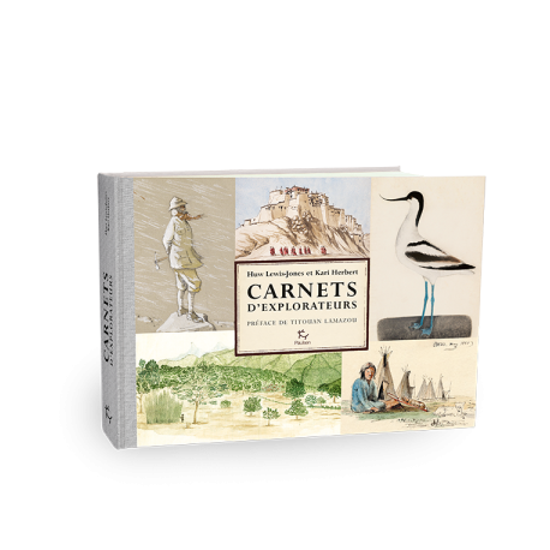 Carnets d'explorateurs - Paulsen