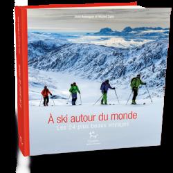 A skis autour du monde - Guérin
