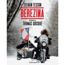achat Bérézina - Sylvain Tesson- Gallimard