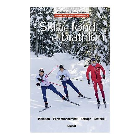 achat topo Ski de fond et biathlon - Glénat