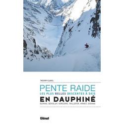 Ski de pente raide en Dauphiné - Glénat