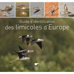 Guide d'identification des limicoles d'Europe- Delachaux