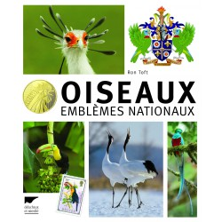 Oiseaux, emblèmes nationaux - Delachaux