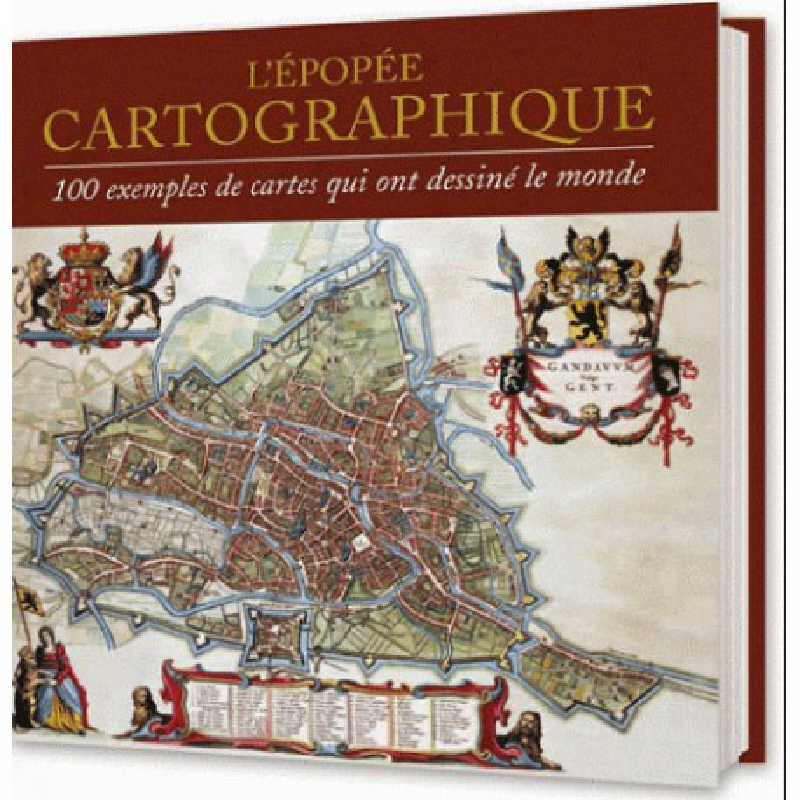 L'Epopée cartographique - Parragon