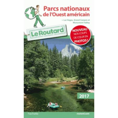Achat Routard Parcs Nationaux de l'Ouest Américain 2018