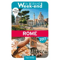 Achat un grand week-end à Rome - Guide Hachette